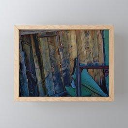 JUST BEAUTIFUL COLOR Framed Mini Art Print
