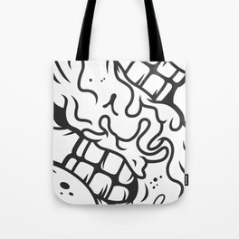 S is for Smile Tote Bag