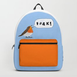 Fuck Robin Backpack