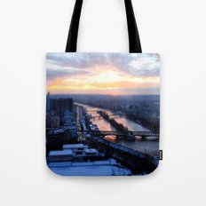 Pick a bridge Tote Bag