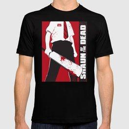 Shaun Pegg graphic print T-shirt