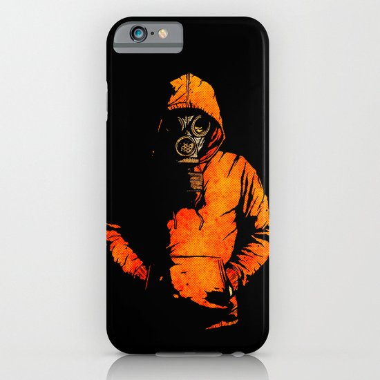 vulpes pilum mutat, non mores iPhone & iPod Case
