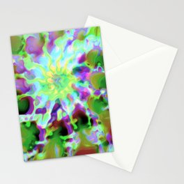 Abstract Dreamer Stationery Cards