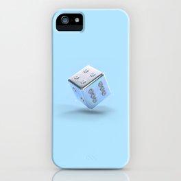 Cyber Hustlin' iPhone Case