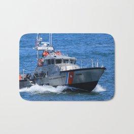 Coast Guard MLB Bath Mat
