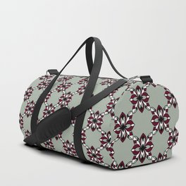 Decorative Elegance Duffle Bag