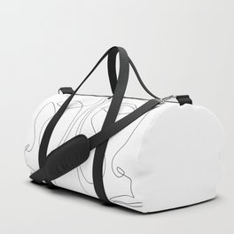 Double Face Duffle Bag