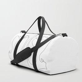 Double Face Duffle Bag