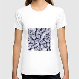 Abstract in Bloom T-shirt