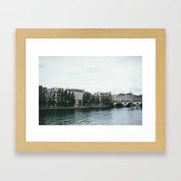Paris Waters Framed Art Print
