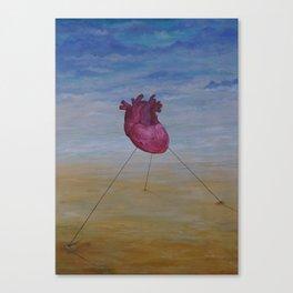 Sacred Heart 2014 Canvas Print