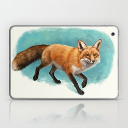 Fox walk Laptop & iPad Skin