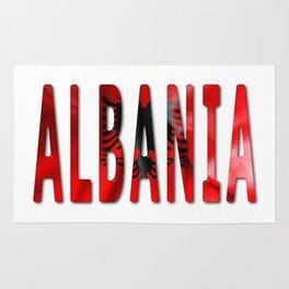 Albanian Flag Rugs Society - Albanian flag
