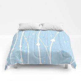 Rain Water by Friztin Comforters