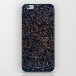 Constellations of the Northern Hemisphere iPhone Skin