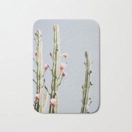 Cereus Cactus Blush Bath Mat