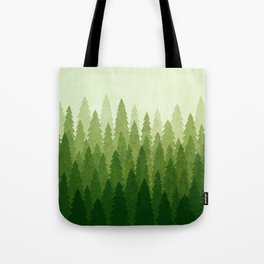 C1.3 Pine Gradient Tote Bag