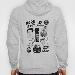 Doodles: The Montage Hoody