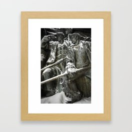 Fight for Your Rights to Party Framed Art Print