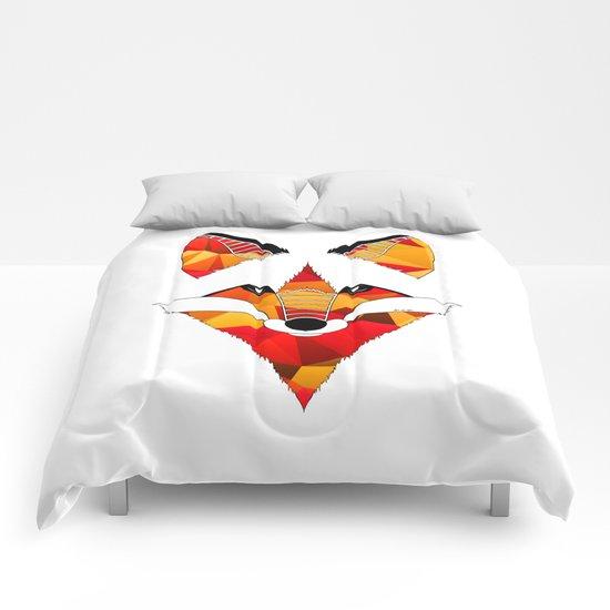 Fire Fox Comforters