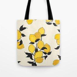 When life gives you lemons... Tote Bag
