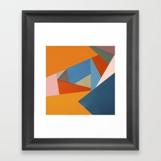 Abstract pattern 47 Framed Art Print