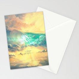 Sky Breaker Stationery Cards