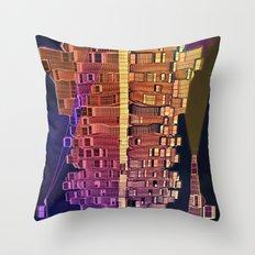 Atlante 05-06-16 / INTERESTELLAR CAPSULE Throw Pillow