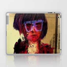 AA Girl Laptop & iPad Skin