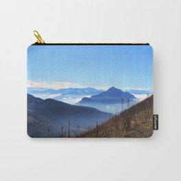 Mountains for miles Carry-All Pouch