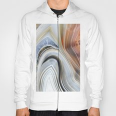 Marble Lined Hoody