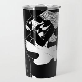 Bewitched (Negative) Travel Mug