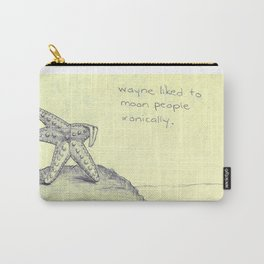 Mooning Starfish Carry-All Pouch