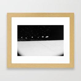 No Light Without Darkness #5 Framed Art Print