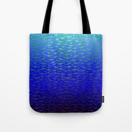Sharks In Deep Water. Tote Bag