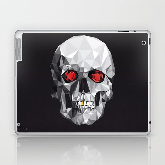Geometric Eye Candy Laptop & iPad Skin