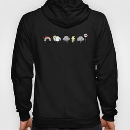 There's always rainbow after the rain Hoody