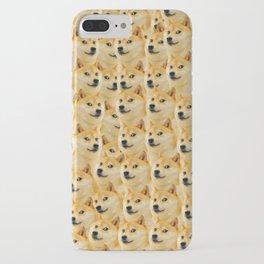 shibe doge fun and funny meme adorable iPhone Case