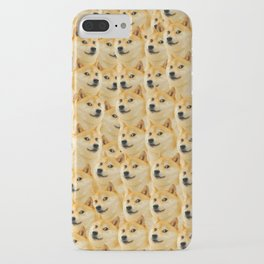 shibe doge fun and funny meme adorable iPhone Case