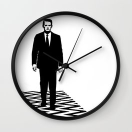 Special Agent Dale Cooper Wall Clock
