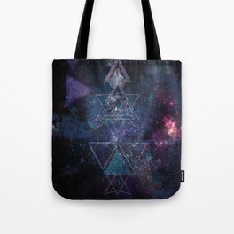 Hipsta Triangle Tote Bag