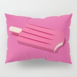 Ice Cream Magenta Pillow Sham