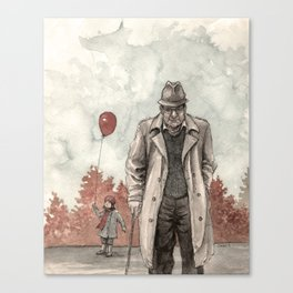 Grandfather Canvas Print
