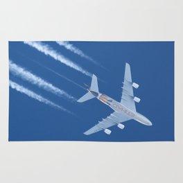 Airbus A380 Etihad Airways, 12200m Rug