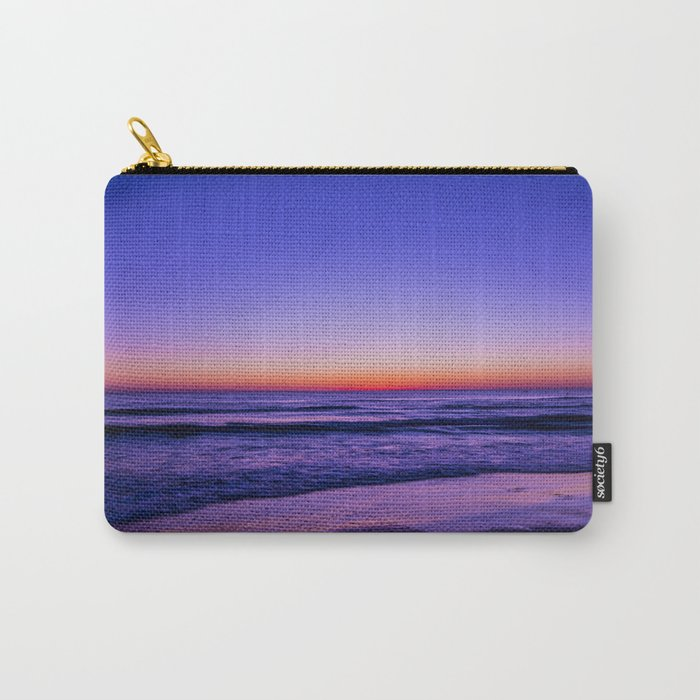 Amazing sunrise view Carry-All Pouch