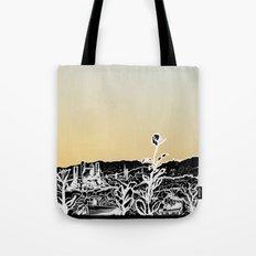 Locals Only - Los Feliz Black Tote Bag