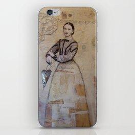 My Gentle History iPhone Skin