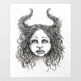 Ramsel Art Print