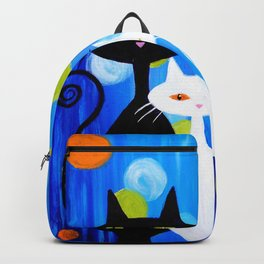 Fancy Cats Backpack