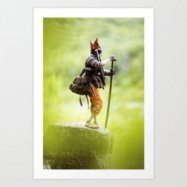 Cornelius • The Tomorrow King Art Print